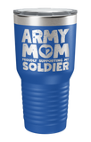 Army Mom Laser Etched Tumbler - Patriot Wear
