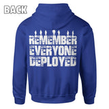 Remember Everyone Deployed - Patriot Wear