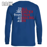 All Faster Than Dialing 911 - Patriot Wear