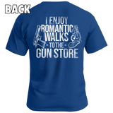 I Enjoy Romantic Walks - Patriot Wear