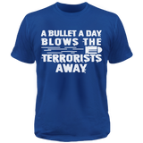 A Bullet A Day - Patriot Wear