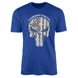 Corrections Punisher - Patriot Wear