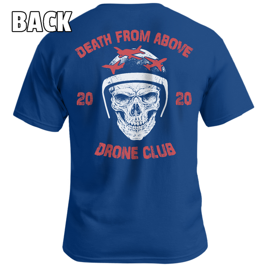 Death From Above - Patriot Wear