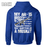 My AR-15 Musket - Patriot Wear
