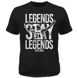 Legends Stay Legends Tee - Patriot Wear