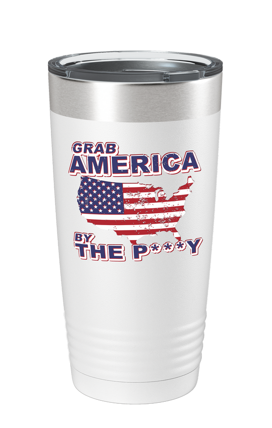 Grab America Color Printed Tumbler - Patriot Wear