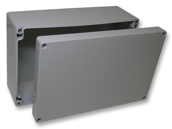 240 x 160 x 90mm ABS IP66 grey enclosure