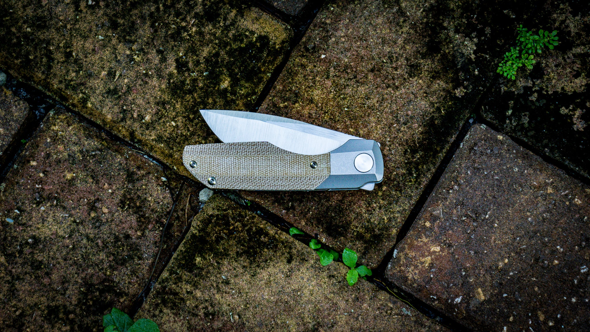 Synapse Gen1 Natural Micarta Scales