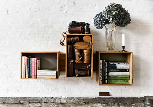 We Do Wood - SJ Bookcase Midi - Bogreol/reolsystem