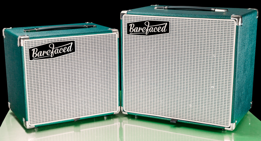 GX Barefaced Guitar Cabs - The History