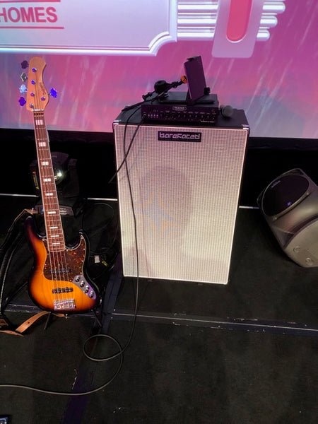 Mark Hughes BAREFACED SIX 10 bass cabinet