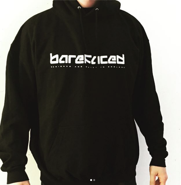 Official Barefaced Hoodie