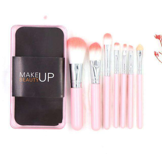 Makeup Brushes Set [YOU - THE CANVAS] - TTRShop.net - Awesome Items