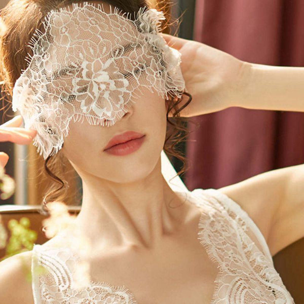 Charming Lace Mask-Masks-CharmsChic