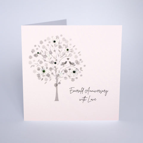 Emerald Anniversary (Tree)