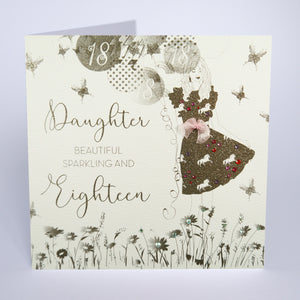 Daughter - Beautiful, Sparkling and Eighteen