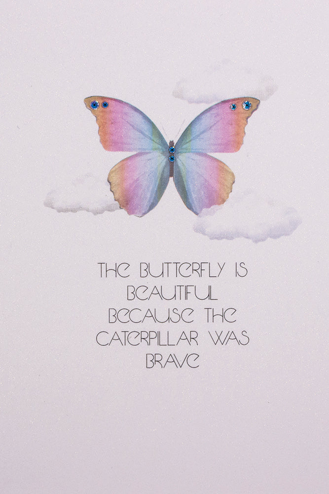 The Butterfly Is Beautiful