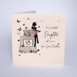 To a Wonderful Daughter - 18