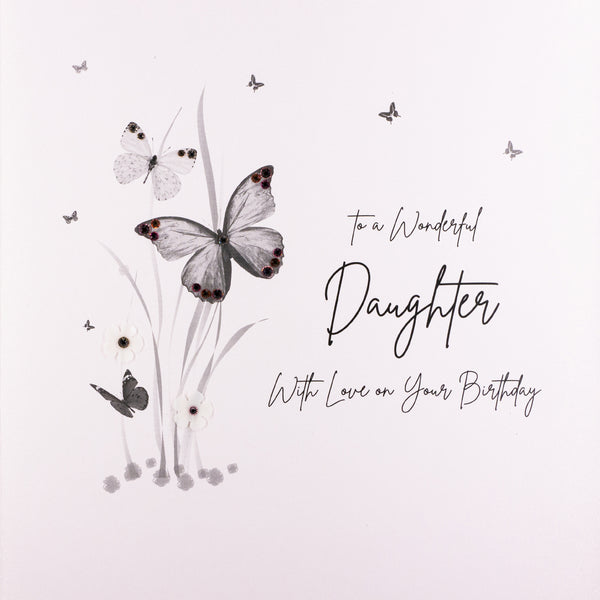 To a Wonderful Daughter / Granddaughter...