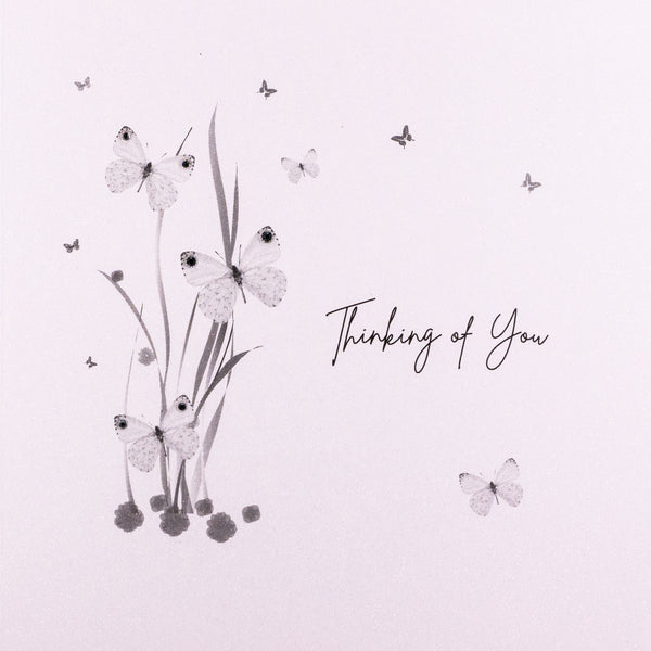 Thinking Of You / With Sympathy