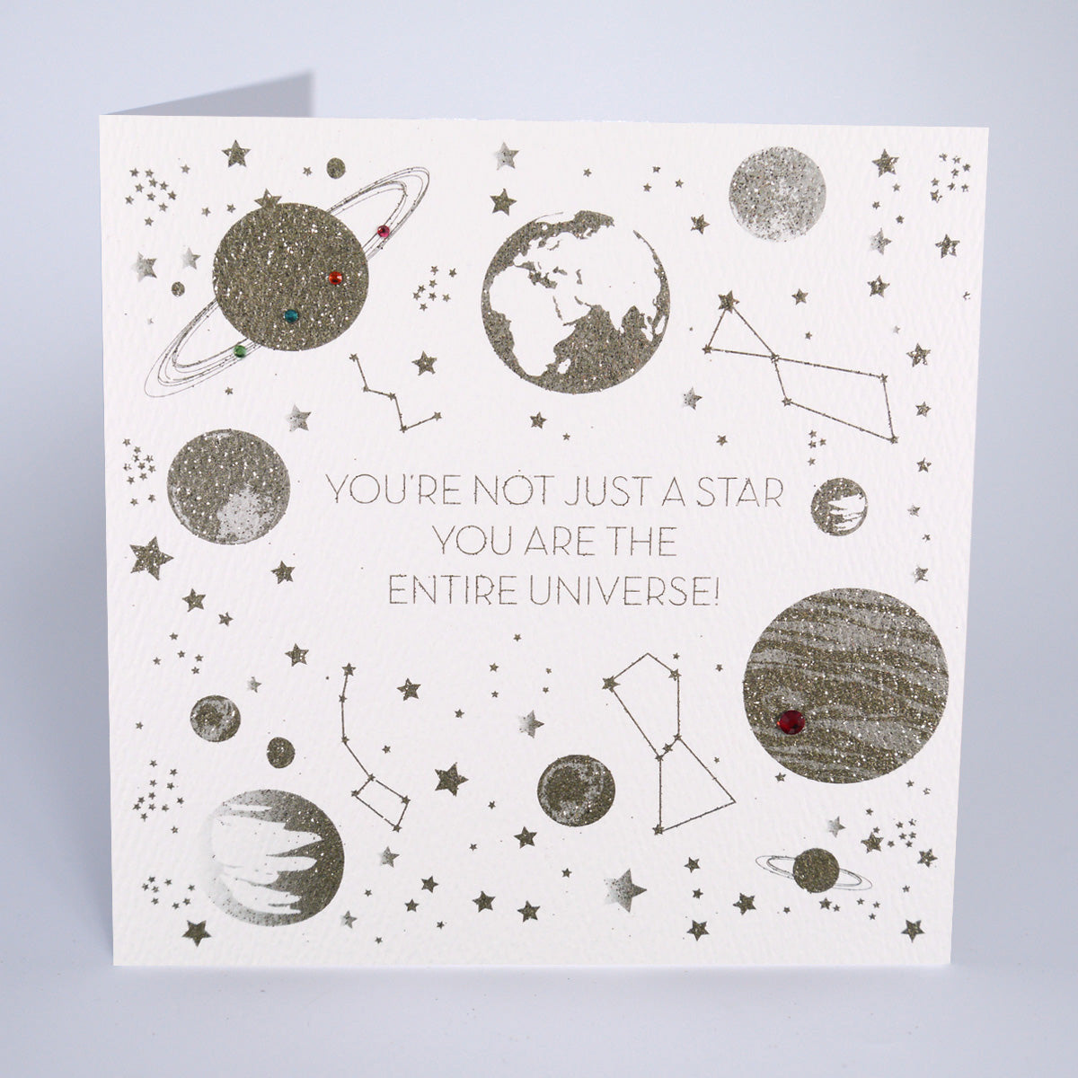 You Are Not Just a Star…