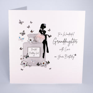 To a Wonderful Granddaughter / Daughter