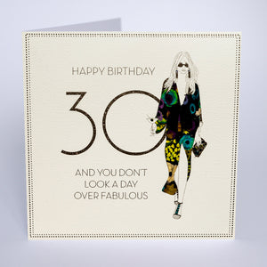 30 - You Don't Look A Day Over Fabulous