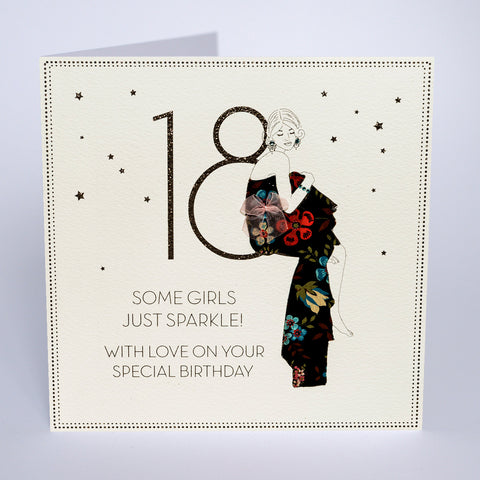 18 - Some Girls Just Sparkle