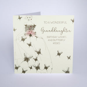 To A Wonderful Granddaughter