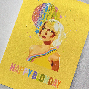 Happy Blonday