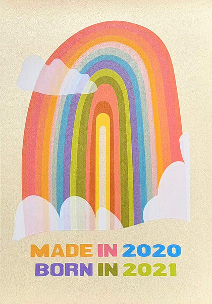Made in 2020, Born in 2021