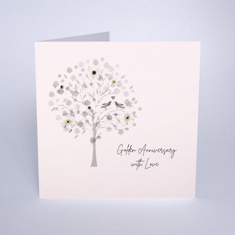 Golden Anniversary (Tree)