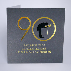 90 - Hats Off To You