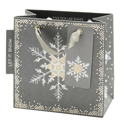 Small Bag - Snowflake