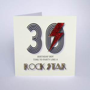 30 Time To Party Like A Rock Star