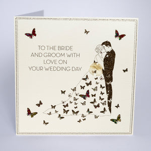 To The Bride and Groom
