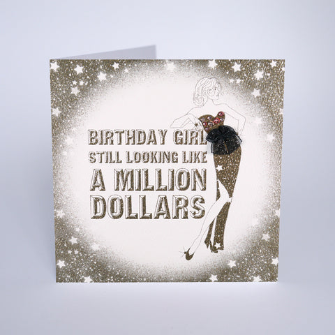 Birthday Still Looking Like A Million Dollars