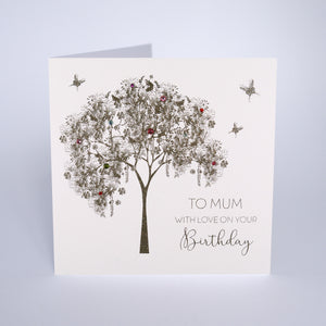 To Mum With Love On Your Birthday