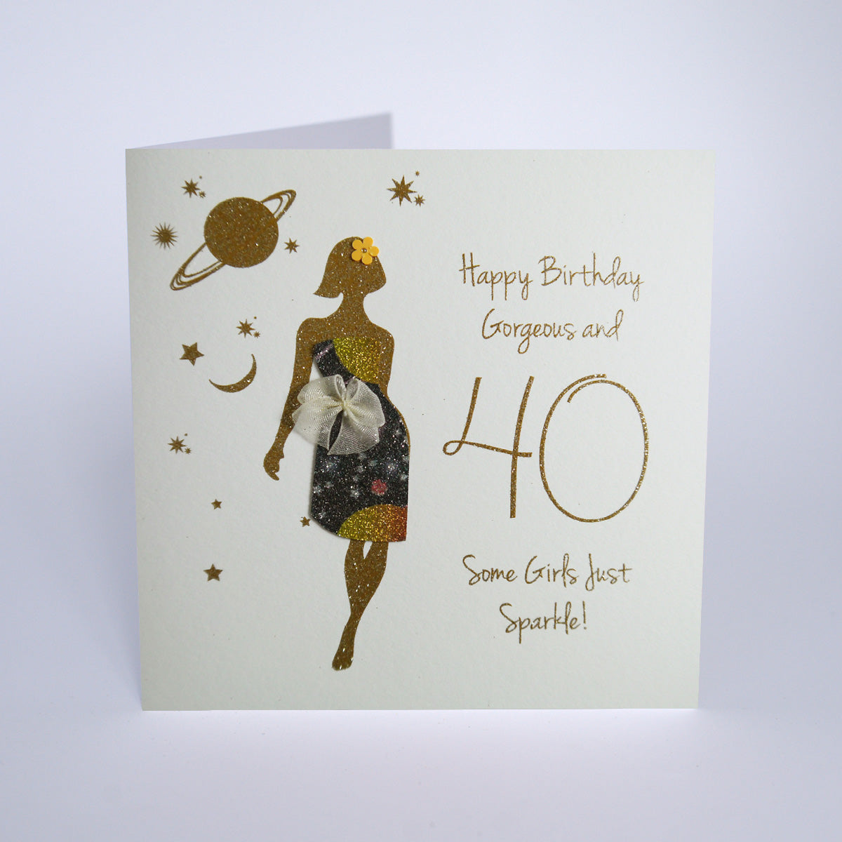 To The Birthday Girl, Gorgeous and 40 Some Girls Just Sparkle
