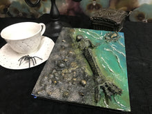 Load image into Gallery viewer, Handmade Journal, Decorative Spell Book or Book of Shadows Custom Order