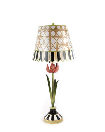MACKENZIE-CHILDS Tulip Table Lamp - GLOW ON SUNSET