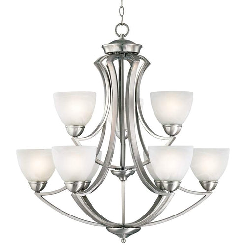 POSSINI Euro Design Milbury Nine Light 30