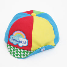 Load image into Gallery viewer, Lemonkid Rainbow Colourful Baby Cap - BabyLand.my