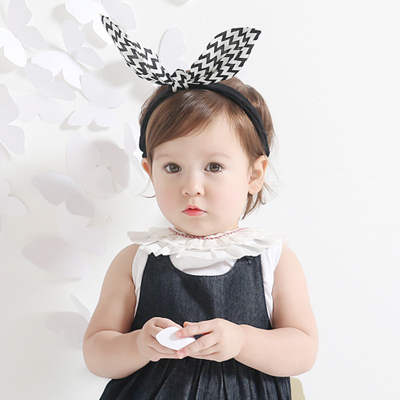 Angel Neitiri Nature Waves Bow-Knot Headband - BabyLand.my