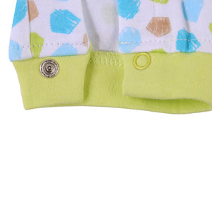 First Movements Eager Crocodile Romper - BabyLand.my