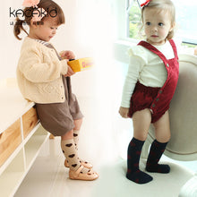 Load image into Gallery viewer, Kacakid Let's Love Tube Socks (3 Colors) - BabyLand.my
