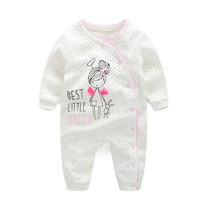First Movements Best Little Sister Romper - BabyLand.my