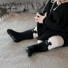Load image into Gallery viewer, Kacakid Black Mickey Baby Legging - BabyLand.my