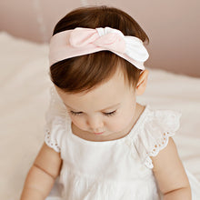 Load image into Gallery viewer, Angel Neitiri Dual Colors Bow-Knot Headband - BabyLand.my
