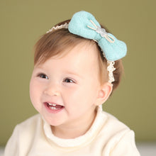 Load image into Gallery viewer, Angel Neitiri STAR Bow-Knot Headband (2 colors) - BabyLand.my